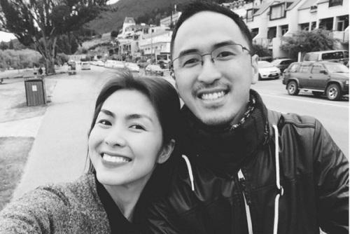 Dịp cuối năm 2015, vợ chồng cô cũng đưa cậu bé đi New Zealand để đón năm mới.