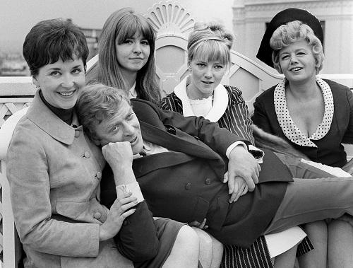 Phim Alfie (1969).
