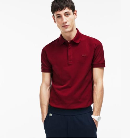 Lacoste ra mắt dòng sản phẩm áo Polo mới