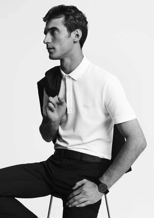 Lacoste ra mắt dòng sản phẩm áo Polo mới - 1
