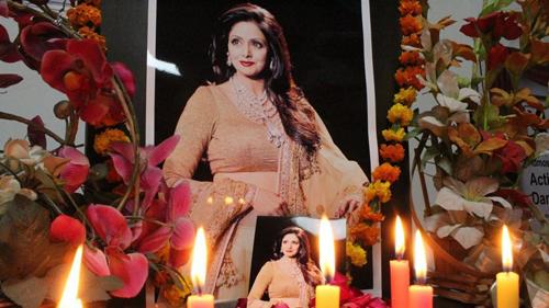 Lễ viếng Sridevi diễn ra ở