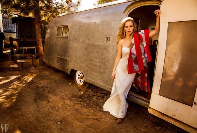 Jennifer Lawrence nói về cảnh khỏa thân trong phim điệp viên
