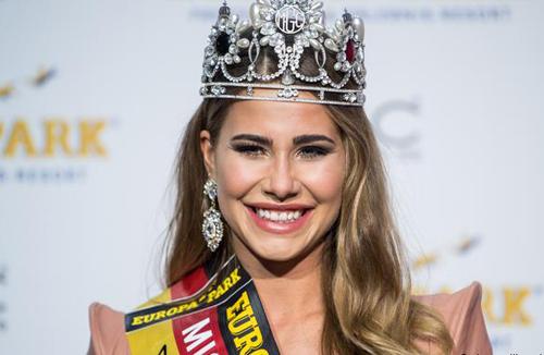 Cuộc thi Hoa hậu Đức 2018 được tổ chức cuối tuần trước. Đại diện Baden-Württemberg, cô gái tên Anahita Rehbein, đăng quang ngôi vị cao nhất.