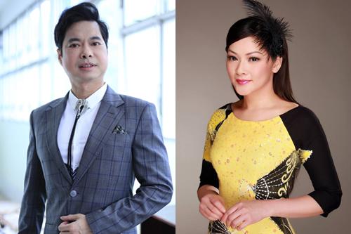 Ngọc Sơn và Như Quỳnh quen biết nhau hơn 30 năm nhưng phải tới liveshow tại Sài Gòn họ mới song ca.