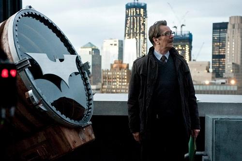 Gary Oldman trong The Dark Knight.