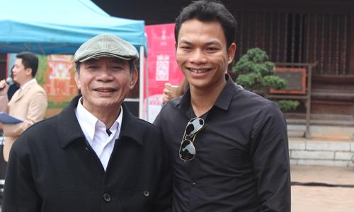 Sau thời gian đổ bệnh, sức khỏe hiện tại của nhạc sĩ Nguyễn Trọng Tạo dần ổn định. Ông cho biết cơ thể còn mệt nhưng vẫn đến hội thơ để ủng hộ, cổ vũ tinh thần bạn bè.