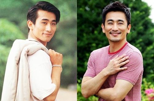 Ngày ấy - bây giờ của 12 quý ông đình đám Hàn Quốc thập niên 1990
