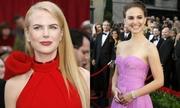 10 bộ váy Oscar đẹp nhất thập niên 2000