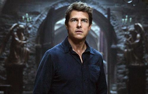 The Mummy là tác phẩm thất bại của Tom Cruise trong năm.