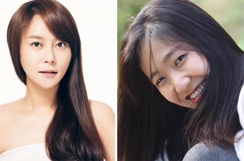 Hai diễn viên Choi Yul (trái) và Song Ha Neul tố cáo hành vi quấy rối tình dục của các sao gạo cội Hàn Quốc.