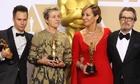Khán giả theo dõi Oscar 2018 thấp kỷ lục