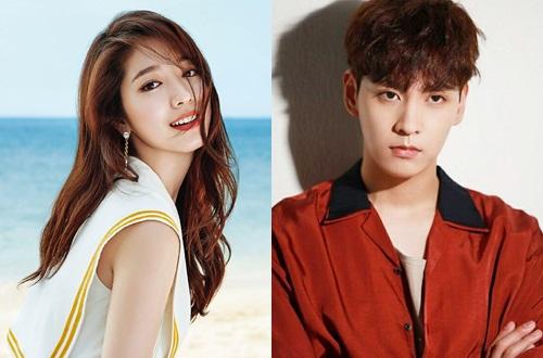 Park Shin Hye và Choi Tae Joon tiếp tục dính tin đồn hẹn hò.