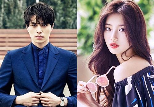 Lee Dong Wook (37 tuổi) vừa công khai quan hệ vớiSuzy (24 tuổi).