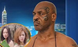 Trailer phim Mike Tyson giải cứu mỹ nhân ở Việt Nam thu hút tuần qua