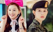 Nhan sắc của 'trung úy' Kim Ji Won trên màn ảnh qua 10 năm