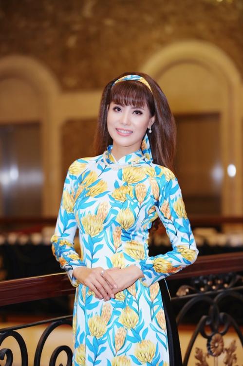 Á hậu Băng Châu để lại ấn tượng tại sự kiện ra mắt Phụ nữ quyền năng - 5