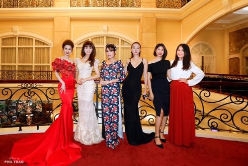 Á hậu Băng Châu để lại ấn tượng tại sự kiện ra mắt Phụ nữ quyền năng - 9