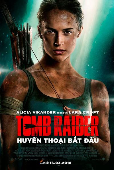 Alicia Vikander đảm nhận vai chính.