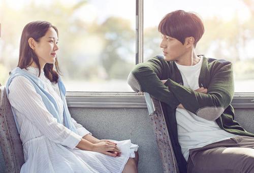 Son Ye Jin và So Ji Sub trong phim Be With You.