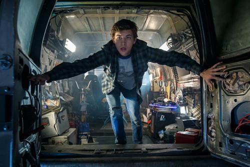 Diễn viên trẻ Tye Sheridan được đảm nhận vai chính.