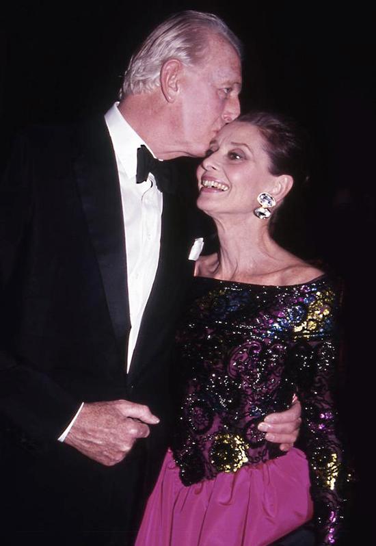 Audrey Hepburn - nàng thơ vĩnh cửu của Givenchy