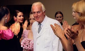 Hubert de Givenchy - từ cậu bé mồ côi cha đến huyền thoại thiết kế thời trang