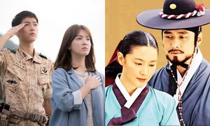 15 phim truyền hình Hàn Quốc được fan quốc tế xem nhiều nhất