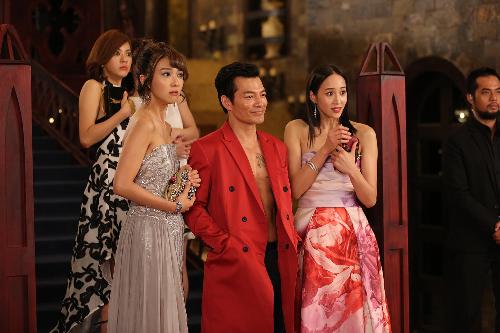 Sài Gòn xuất hiện mới lạ trong Girls 2 - Những cô gái và găng tơ - 1