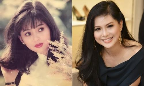 Vẻ đẹp diễn viên 'Vị đắng tình yêu' qua ba thập niên