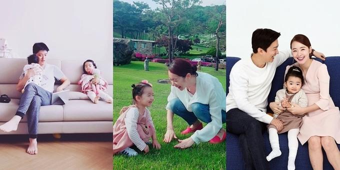 <p> Sau mỗi dự án, In Kyo Jin thường dành thời gian đưa vợ con đi du lịch, nghỉ ngơi.</p>