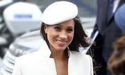Vợ sắp cưới của hoàng tử Harry đẹp nhất tuần với phong cách hoàng gia