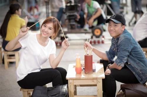 Hari Won và Trấn Thành thường xuyên đi ăn ở những quán bình dân,