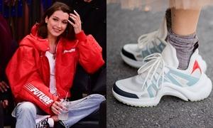 Tín đồ thời trang thế giới đua nhau lăng xê mốt giày xấu