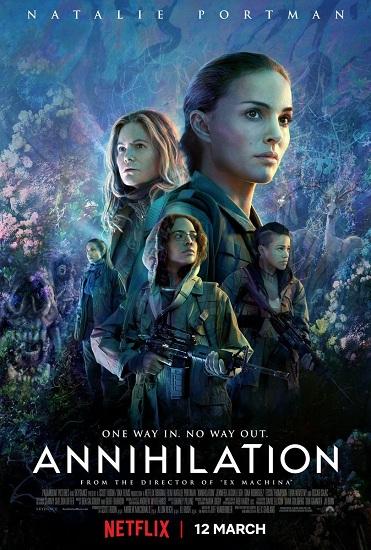 Annihilation là phim mới nhất của đạo diễn Alex Garland - người nổi tiếng với tác phẩm giả tưởng Ex Machina vào năm 2015.
