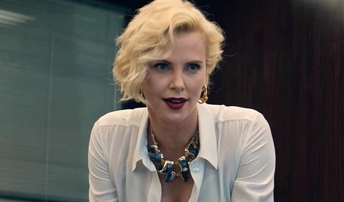 Charlize Theron trong phim.