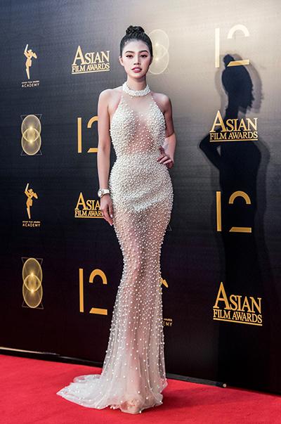 Asian Film Awards 2018 diễn ra vào cuối tuần qua.