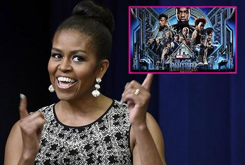 Vơ cựu Tổng thống Obama ủng hộ tác phẩm.