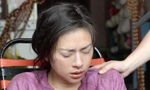 Ngô Thanh Vân chấn thương khi quay phim hành động