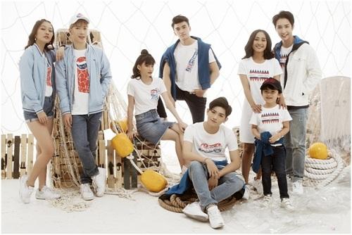 Trẻ trung, phá cách với BST Pepsi Collection