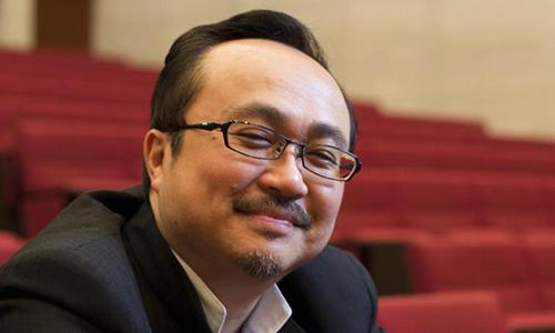 Nghệ sĩ Đặng Thái Sơn.