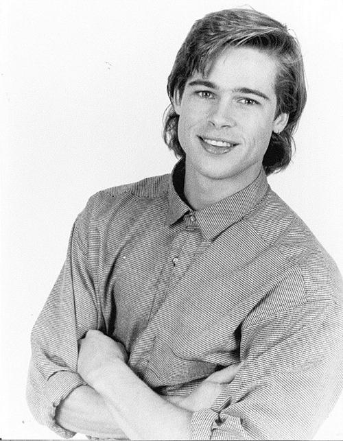 Vẻ lãng tử của Brad Pitt ở tuổi 23
