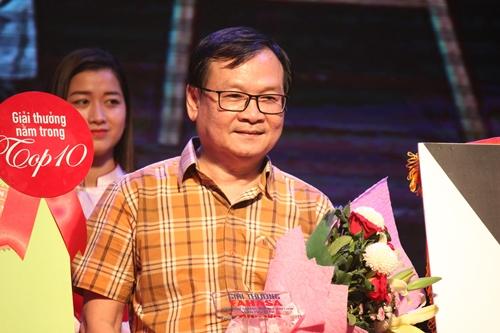 Nhà văn Nguyễn Nhật Ánh tiếp tục nhận được mưa giải thưởng.