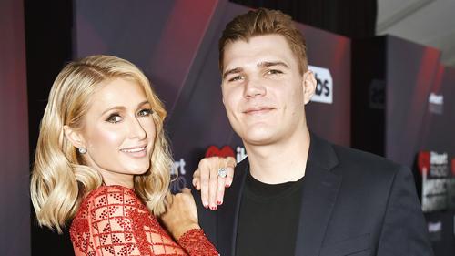 Paris Hilton sẽ làm đám cưới trong năm nay.