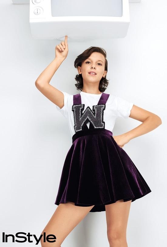 Millie Bobby Brown - ngôi sao 14 tuổi triển vọng của Hollywood
