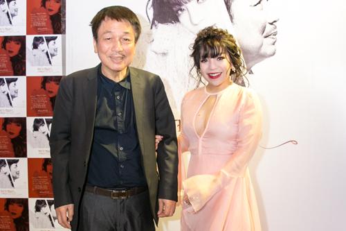 Phú Quang: Hát nhạc của tôi không cần mặc sexy