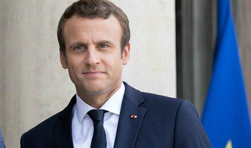 Tổng thống PhápEmmanuel Macron.