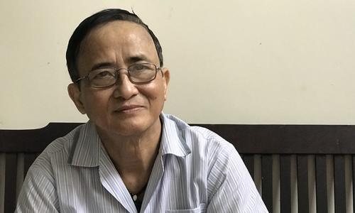 Nghệ sĩ Ưu tú Xuân Hanh.