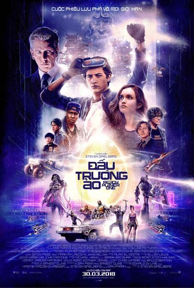 Phim ra rạp dịp cuối tháng 3.