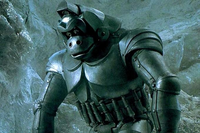 Các robot khổng lồ nổi bật trên màn bạc