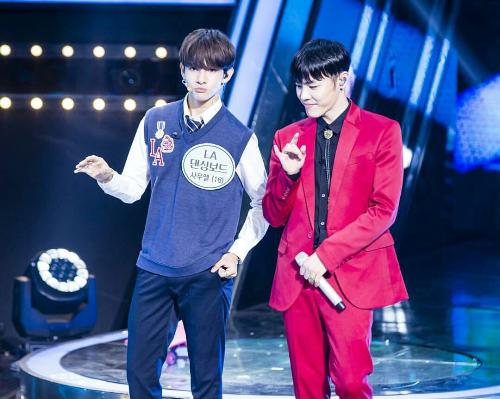 Kim Samuel gây ấn tượng mạnh không chỉ bởi vũ đạo điêu luyện mà ở còn ở khả năng hát live.